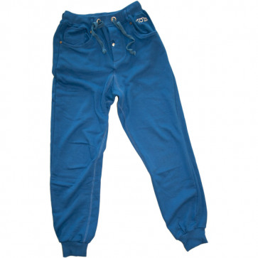 Tom Caruso Pantaloni Tuta Manhattan Blue - Front