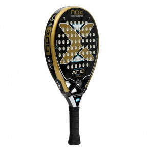 Paddle Tennis Racket Nox AT10 LUXURY GOLD L.5 2019