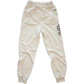 Tom Caruso Pantaloni Tuta Manhattan White