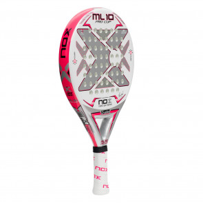 Paddle Tennis Racket Nox ML10 PRO CUP SILVER 2019