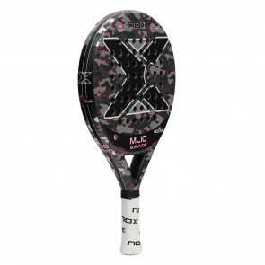 Paddle Tennis Racket Nox ML10 PRO CUP SURVIVOR GRIS 2019