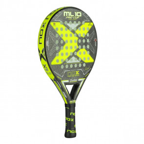 Paddle Tennis Racket Nox ML10 PRO CUP BLACK EDITION ARENA 2020