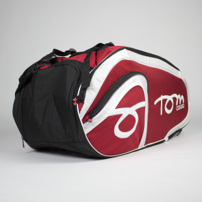 Beach Tennis Bag Tom Caruso TOUR RED 2018